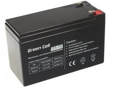 AGM baterie Green Cell 9Ah 12V
